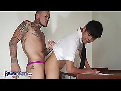 Pablo bravo - cute thai boy abused by pervert teacher