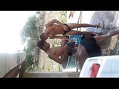 cafucus no banho
