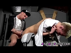 Twinks on leashes gay movie and youngest boys latino sex Reece Gets