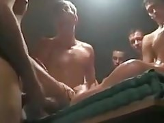 Czech Raw Homosexual Gangbang
