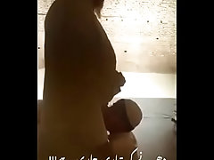 Maulana Fazal ul rehman recieves a blowjob outdoor