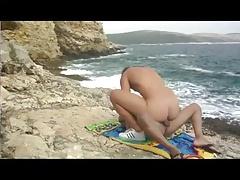 Flip Flop on Beach