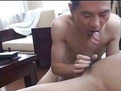 Asian Twink Cocksucker