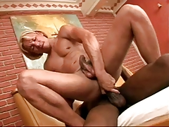 black cock tease for blond twink