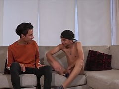 Latin Twinks Will and Kurt Fuck Bareback