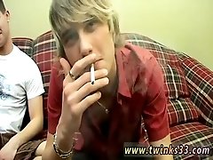 Gay teen twink cartoon thumbs Jerry &amp_ Sonny Smoke Sex