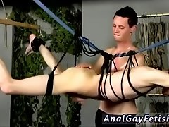 Strip searched gay twinks first time Jerked And Drained Of Semen