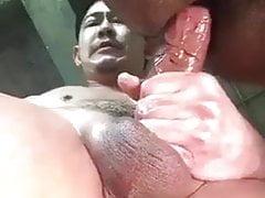 Gay : Chinese dad and Thailand gay (Bareback)