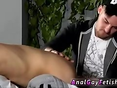 Hot gay sex man to man frontal full length Reece Gets Anally d