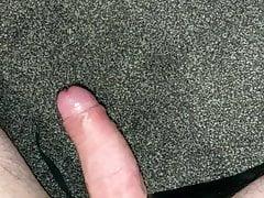 Masturbation, Growing Cock, Plenty of Pre-Cum