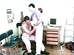 Naughty party boys filmed banging