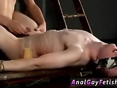 Free gay bondage electric and bdsm bondage adult uk male Wanked And