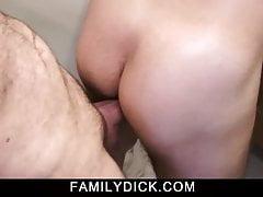 FamilyDick - Shaving lessons