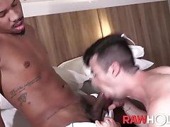 RAWHOLE Exotic Top Gustavo Ryder Barebacks Brazilian Twink