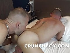 the twink ARTHAS fucked bareback by patrick BAUER for CRUNCH