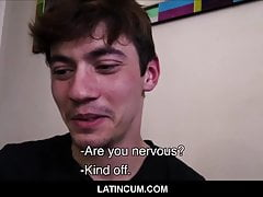 Cute Young Amateur Latino Twink Sex For Cash POV