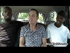 Blacks On Boys -Interracial Bareabck Hardcore Fuck Video 23