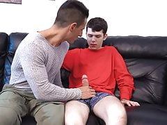 Young Big Dick Twink Stepson Family Sex With Hot New Stepdad