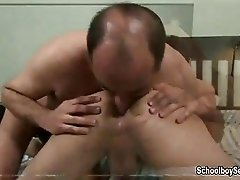 Fingering and fucking that young ass