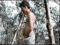 Outdoor jerking - vintage
