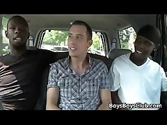 Black Gay Dude Fuck White Skinny Boy Tight Ass - BlackOnBoys 27