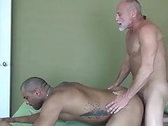 grandpa fucks his muscle toyboy