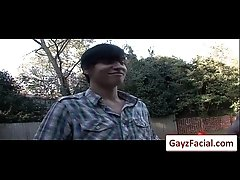 Bukkake Boys - Gay Hardcore Sex from wwwGayzFacial.com 18