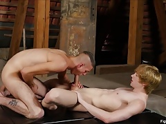 Tim Law and Johannes Lars Fuck The Loser