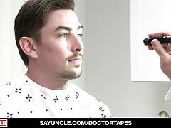 Desperate Patient Jack Hunter Visits Doctor Charger