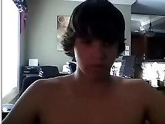Cute Boy Cums On Cam [even more sexy boys on www.gayteenboys.club]     (205)1