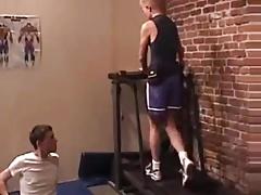 Twink Gym Fun