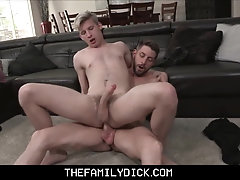 Young Twink Step Son Family Fucked By Step Dad