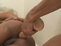 Asian Twinks Raunchy Sex