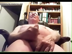 grandpa stroke on webcam 4 - GayCamz.xyz