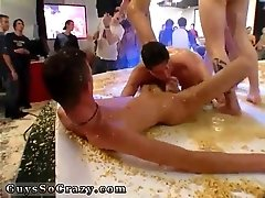Xxx gay sex xxx men naked the club packed with screens flashing some
