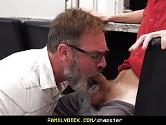 Twink Boy Fucked By Stepdad