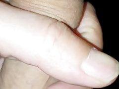 Touching my penis