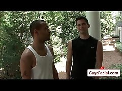 Bukkake Boys - Gay Hardcore Sex from wwwGayzFacial.com 24