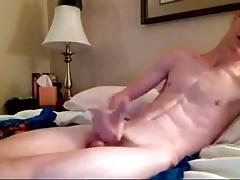 Hottie Wank his Big Cock
