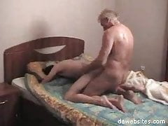 Silverdaddy seducing twink 7