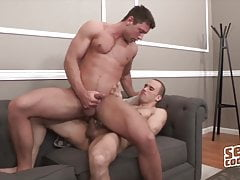 Frankie Shaw Bareback - Gay Movie - Sean Cody