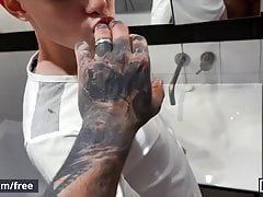 Zilv Fingers Twinks Rourke Hole Before Fucking