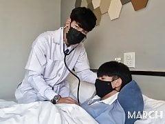 in japanese hospital